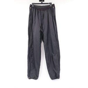 Vintage Patagonia men's L full side zip ski pants